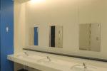 男子トイレ洗い場