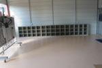 教室(棚・電子黒板)