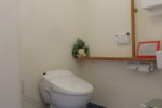 開放的なトイレ