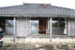 解体前父の残した木造住宅