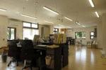 内勤事務所(多職種共用・切れ目のない医療・よりよい介護環境を目指す)