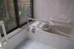 改築後の浴室