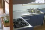 改修後の台所