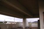 造改築前の2階ピロティー